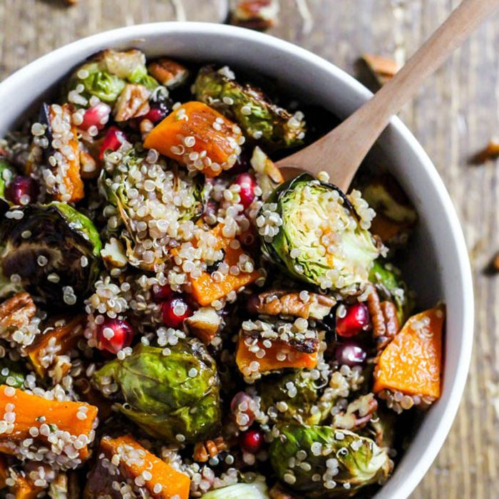 21 Best Fall Salad Recipes For Autumn Vegetables