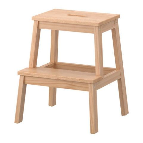 """<p>This IKEA favorite might look like a typical step stool made of solid wood. But in reality, <a href=""""http://www.housebeautiful.com/home-remodeling/diy-projects/g2747/ikea-bekvam-stepstool-hacks/"""" target=""""_blank"""">there are so many ways to use this versatile item</a>.&nbsp;</p><p><strong data-redactor-tag=""""strong"""" data-verified=""""redactor"""">BUY NOW: </strong>$20, <a href=""""http://www.ikea.com/us/en/catalog/products/30178879/"""" target=""""_blank"""">ikea.com</a></p>"""