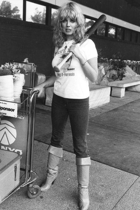 """<p><em data-redactor-tag=""""em"""">Australian actress Lynda Stoner.</em></p>"""