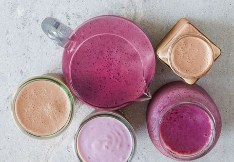 Slimming smoothie recipe from Hungry Girl
