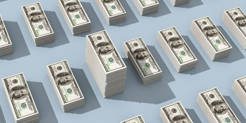 Money, Currency, Dollar, Cash, Banknote, Money handling, Stock photography, Collection, Games,