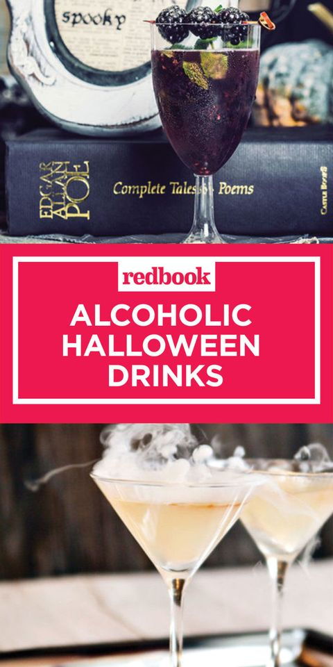 69 Best Halloween Cocktails Delicious Halloween Party