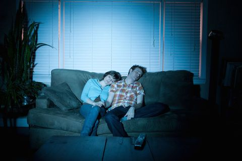"<p>Nobody doubts that you're tired, though before you utter this one, consider that science says&nbsp;sex can actually <a href=""https://www.sciencedaily.com/releases/2017/02/170201092644.htm"" target=""_blank"" data-tracking-id=""recirc-text-link"">promote better sleep</a>. The reason: Sexual intercourse floods your brain with all kinds of happy hormones, including one called oxytocin, which has been shown to decrease anxiety. What's more, a chemical called prolactin is released after you orgasm, which research has <a href=""https://www.livescience.com/32445-why-do-guys-get-sleepy-after-sex.html"" data-tracking-id=""recirc-text-link"" target=""_blank"">linked</a> to those blissful, post-sexy time sleepy feelings. So while the act itself may force you to push your bedtime back, you'll have an easier time falling asleep. And get this: The more well-rested you are, the more interested you'll be in <a href=""http://onlinelibrary.wiley.com/doi/10.1111/jsm.12858/full"" target=""_blank"" data-tracking-id=""recirc-text-link"">round 2</a> and, experts say, the better that sex will be.&nbsp;</p><p><strong data-verified=""redactor"" data-redactor-tag=""strong"">RELATED: <a href=""http://www.redbookmag.com/love-sex/sex/advice/g527/spice-up-sex-life/"" target=""_blank"" data-tracking-id=""recirc-text-link"">23 Ways You Can Immediately Spice Up Your Sex Life</a></strong><br></p>"