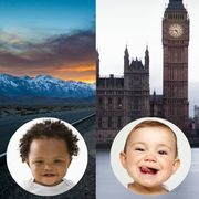 Photograph, People, Sky, Collage, Landmark, Travel, Art, Photomontage, Photography, Stock photography,