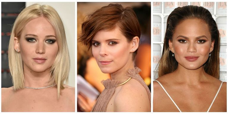 50 hairstyles for round faces best haircuts for round face shape if you have a round face like these lovely ladies try their cuts for a style that will dazzle your features urmus Image collections