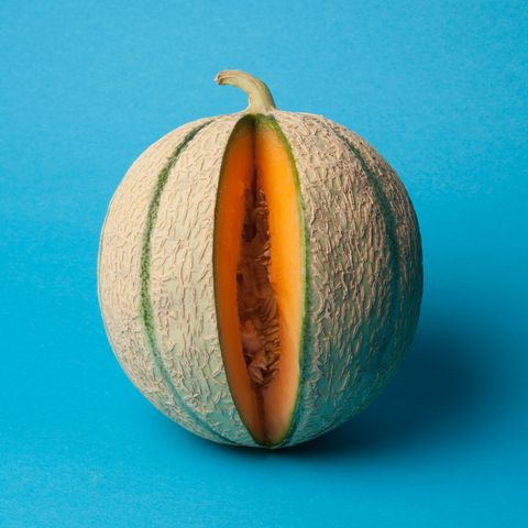 "<p><span>Weak knees: fun when you're in love, troublesome the rest of the time. Cantaloupe is a good source of potassium, which keeps bones dense and may help <a href=""http://www.redbookmag.com/body/health-fitness/g3934/what-doctors-tell-their-friends-about-bones/"" target=""_blank"" data-tracking-id=""recirc-text-link"">fight osteoporosis</a>. The body uses potassium to keep your system from getting too acidic; without it, acid-neutralizing compounds get pulled from the bones instead, reducing their strength. One cup has about as much potassium as a large banana.</span></p><p><strong data-verified=""redactor"" data-redactor-tag=""strong"">Try this:&nbsp;</strong><span>Cut a cantaloupe into cubes and toss with 4 oz mozzarella balls, 1/4 cup fresh basil, 3 Tbsp extra-virgin olive oil, and 11/2 Tbsp balsamic vinegar. Serve as a refreshing side salad with grilled chicken or pork.</span></p><p><span><strong data-verified=""redactor"" data-redactor-tag=""strong"">RELATED:&nbsp;<a href=""http://www.redbookmag.com/food-recipes/g4132/foods-high-in-potassium/"" target=""_blank"" data-tracking-id=""recirc-text-link"">10 High-Potassium Foods to Add Into Your Diet ASAP</a><span class=""redactor-invisible-space""><a href=""http://www.redbookmag.com/food-recipes/g4132/foods-high-in-potassium/""></a></span></strong><br></span></p>"