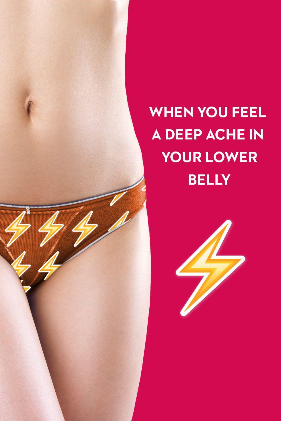 Stomach feels weird after sex photos 74