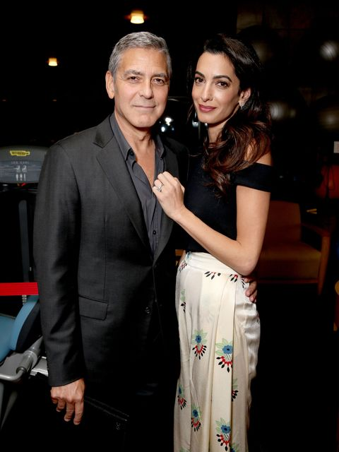 "<p>When pictures of the couples' newborn twins were taken by a French magazine&nbsp;without their permission, George released a&nbsp;<a href=""http://www.cnn.com/2017/07/28/entertainment/george-clooney-twins-paparazzi/index.html"" class="""" target=""_blank"">statement</a>&nbsp;and promised to prosecute.&nbsp;</p><p>""Over the last week photographers from Voici magazine scaled our fence, climbed our tree and illegally took pictures of our infants inside our home.&nbsp;Make no mistake the photographers, the agency and the magazine will be prosecuted to the full extent of the law. The safety of our children demands it.""</p>"