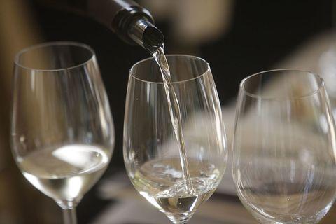 Stemware, Glass, Wine glass, Champagne stemware, Drinkware, Drink, Wine, Champagne, Transparent material, Alcoholic beverage,