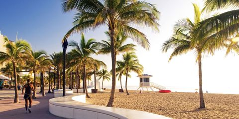 <p>Flights to Fort Lauderdale have a median price of $200.</p>