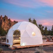 Dome, Dome, Sky, Building, Architecture, Tent, Vacation, House, Igloo,