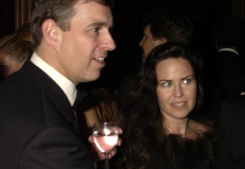 "<p>Harry's uncle Prince Andrew found himself in a similar predicament as his nephew when he dated an American actress in the '80s. Her name was Koo Stark, best known for her breakout role in the 1976 erotic film <em data-redactor-tag=""em"">Emily</em>, and she carried on an 18-month long relationship with Queen Elizabeth II's second son.</p><p>The relationship was heavily criticized because an actress was not seen as the ideal woman for a prince to walk down the aisle with—especially one with a history of risqué movies, <em data-redactor-tag=""em"">Majesty Magazine </em>editor-in-chief Ingrid Seward told <a href=""http://nypost.com/2017/08/07/this-is-the-meghan-markle-of-the-80s/""><em data-redactor-tag=""em"">Variety</em></a>.</p><p>""In those days, a prince of the realm might have had an actress as a mistress, just like his ancestors would have done, but never a wife,"" Seward said.</p><p>Seward said Andrew and Stark's romance ultimately fizzled over media pressures, but the duo are said to remain close friends to this day.</p>"
