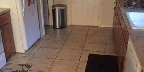 Floor, Tile, Property, Flooring, Room, Hardwood, Real estate, Laminate flooring, Wood,