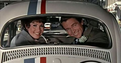 """<p>Anyone who's ever driven a Volkswagen Beetle — or any vehicle, really — should have a special fondness for this classic about a sentient car named Herbie who happens to be real good at driving real fast. Decades before Lightning McQueen blew the minds of kids everywhere with tricks and flash in <em data-redactor-tag=""""em"""">Cars</em>, Herbie was the humble little car that could.</p>"""