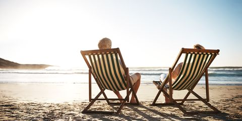 "<p>Just 25 percent&nbsp;of pre-retirees in their 50s feel financially prepared to fund a retirement that lasts even 10 years.&nbsp;""Many people think retirement is something that's going to happen far off in the future,"" says Singletary. ""But health problems, reorgs, or layoffs could all result in job loss—and you're not guaranteed to get a new job or one that pays as well."" While more than half of workers say they expect to still be working after they turn 65, less than 15 percent&nbsp;of today's retirees actually managed to keep working that long.</p><p><span class=""redactor-invisible-space"" data-verified=""redactor"" data-redactor-tag=""span"" data-redactor-class=""redactor-invisible-space""><span class=""redactor-invisible-space"" data-verified=""redactor"" data-redactor-tag=""span"" data-redactor-class=""redactor-invisible-space""><strong data-redactor-tag=""strong"" data-verified=""redactor"">Mind your money:&nbsp;</strong><span class=""redactor-invisible-space"" data-verified=""redactor"" data-redactor-tag=""span"" data-redactor-class=""redactor-invisible-space"">""Too many women are good savers but have no confidence investing,"" says Murphy. ""But if you're just putting money in a savings account, you're actually losing money,"" she says, because of inflation. Instead, take a close look at your 401(k) or IRA. How is your money invested? Does that level of risk tolerance still make sense? Could you bump up your contributions in case you have to leave the workforce five or 10 years earlier than expected? Running those numbers can be hugely motivating, she says.<span class=""redactor-invisible-space"" data-verified=""redactor"" data-redactor-tag=""span"" data-redactor-class=""redactor-invisible-space""></span></span><br></span></span></p><p><span class=""redactor-invisible-space"" data-verified=""redactor"" data-redactor-tag=""span"" data-redactor-class=""redactor-invisible-space""><span class=""redactor-invisible-space"" data-verified=""redactor"" data-redactor-tag=""span"" data-redactor-class=""redactor-invisible-space""><span class=""redactor-invisible-space"" data-verified=""redactor"" data-redactor-tag=""span"" data-redactor-class=""redactor-invisible-space""><span class=""redactor-invisible-space"" data-verified=""redactor"" data-redactor-tag=""span"" data-redactor-class=""redactor-invisible-space""><strong data-redactor-tag=""strong"" data-verified=""redactor"">Best long-term tip:</strong>&nbsp;</span></span></span></span>If you do leave work early, ""keep looking for that new job, but reduce your spending right away,"" says Singletary. Also, Chatzky points out that more people in their 50s and 60s are padding their wallets by driving for Lyft or renting out a spare room through Airbnb.</p><p>Extra money aside, you may still need to consider moving to a smaller house to save on mortgage and maintenance, tapping into the equity of your current home, or even taking Social Security earlier than expected. ""When our plans change, it can be very stressful to try something unfamiliar,"" says Chatzky. ""But you want to make sure you have the right information and tools to make a rational decision."" Your 97-year-old self will thank you.</p><p><strong data-redactor-tag=""strong"" data-verified=""redactor"">Follow <a href=""http://www.facebook.com/REDBOOK"" target=""_blank"" data-tracking-id=""recirc-text-link"">Redbook on Facebook</a>.</strong></p>"