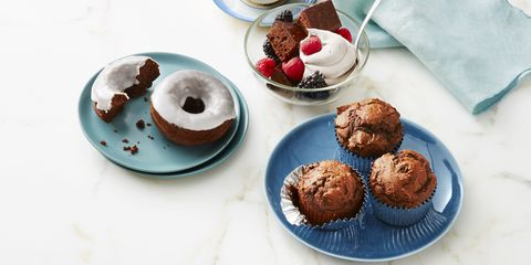 Food, Muffin, Cuisine, Dish, Dessert, Cup, Baking, Ingredient, Baked goods, Coffee cup,