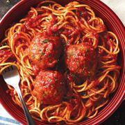 Dish, Cuisine, Food, Ingredient, Spaghetti, Meatball, Bucatini, Meat, Produce, Italian food,