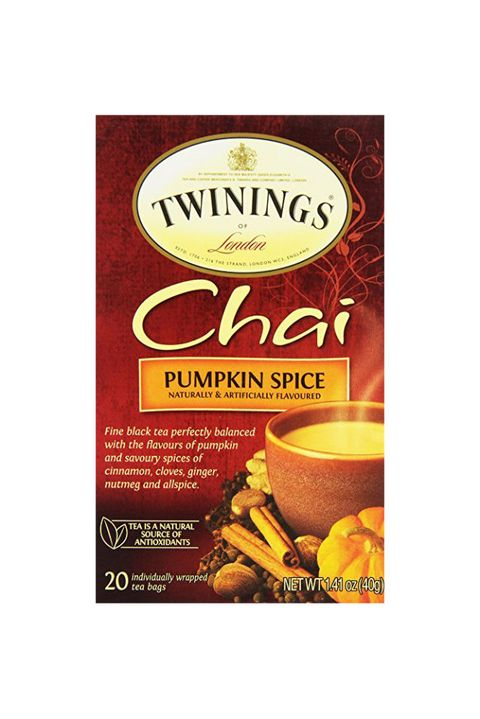 "<p>$7.42 for 20 tea bags.</p><p><a href=""https://www.amazon.com/Twinings-Chai-Pumpkin-Spice-Count/dp/B0041OQ9CY/ref=sr_1_5_a_it?tag=del-module-20"" target=""_blank"" class=""slide-buy--button"" data-tracking-id=""recirc-text-link"">BUY NOW</a></p>"