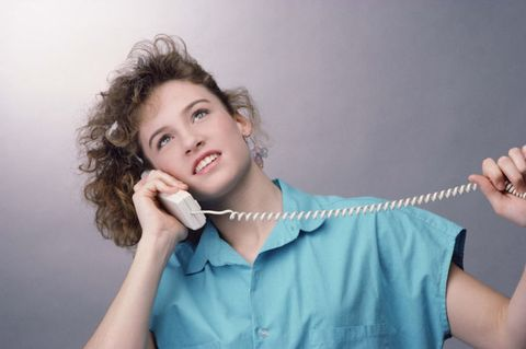 "<p>Remember calling your BFF with *urgent* news about your crush, only to have your&nbsp;annoying little sister listen in? (<a href=""http://www.redbookmag.com/life/g4588/obsolete-90s-pop-culture-things/"" target=""_blank"" data-tracking-id=""recirc-text-link"">Kids today</a> have it so&nbsp;easy.)</p>"