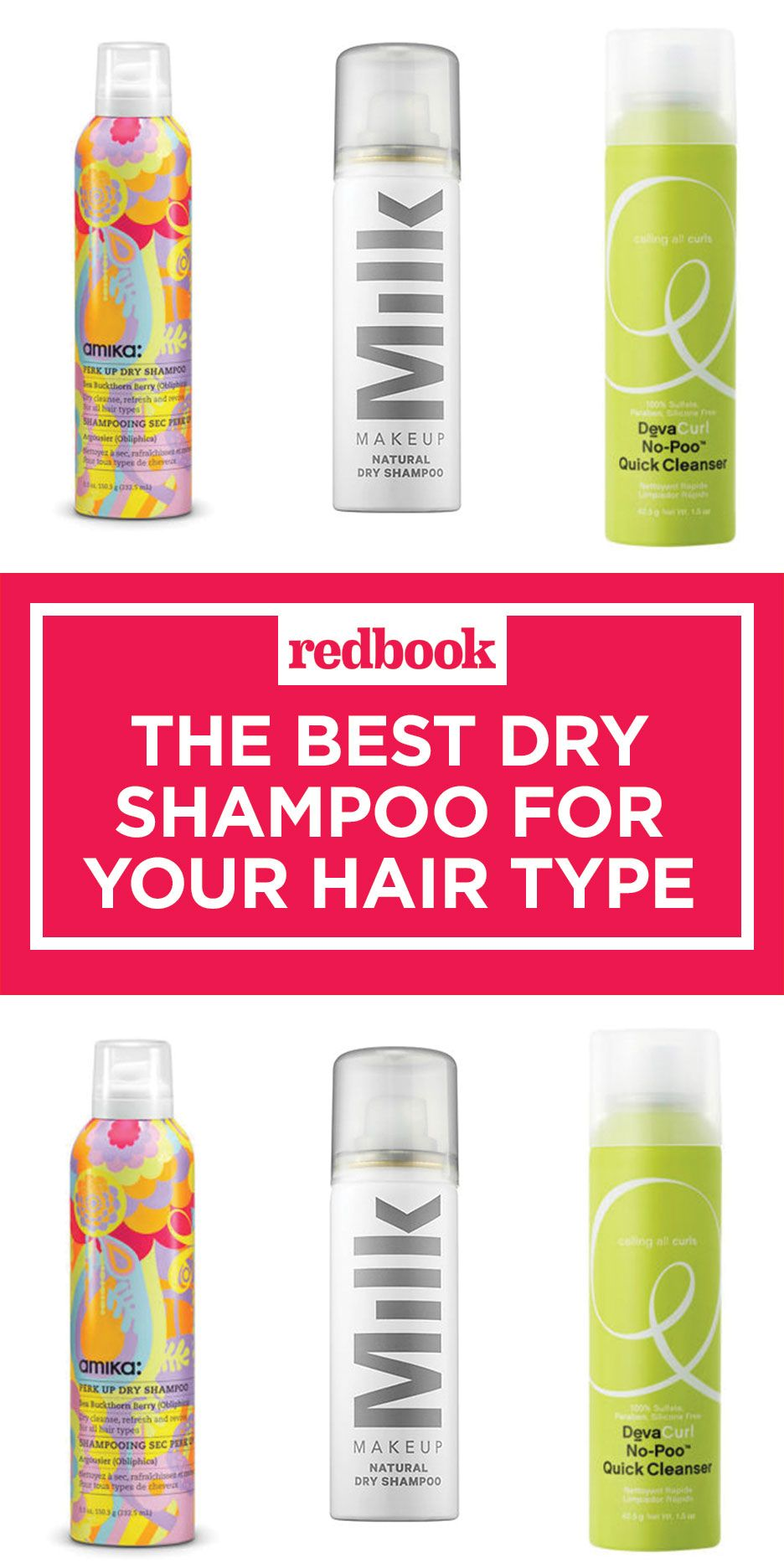 15 Best Dry Shampoos For All Hair Types Dry Shampoo For Oily