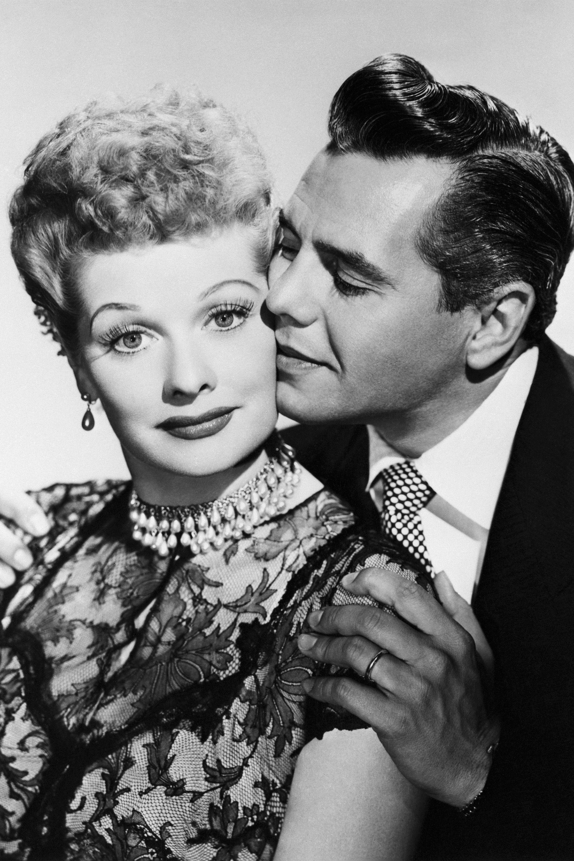 """<p>Lucy and Ricky, <em data-redactor-tag=""""em"""">I Love Lucy</em></p><p><em data-redactor-tag=""""em"""">On air: 1951 - 1957</em></p>"""