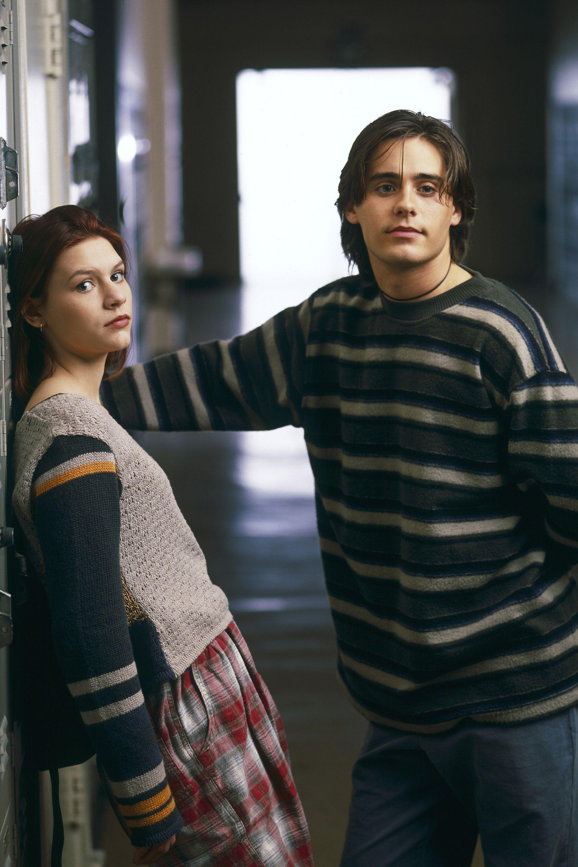 """<p>Angela and Jordan, <em data-redactor-tag=""""em"""">My So Called Life</em></p><p><em data-redactor-tag=""""em"""">On air: 1994 - 1995</em></p>"""