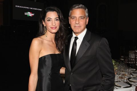 """<p>Even the eternally smooth Mr Clooney managed to scupper up his proposal to human rights lawyer Amal. </p><p>George had his playlist of romantic songs at the ready as he prepared to propose, but domestic duties suddenly called...</p><p><span data-redactor-tag=""""span""""></span>""""I've got it all set up, timed out and the song is coming and she gets up to go wash the dishes, which she's never done,"""" the actor recalled to <a href=""""https://www.youtube.com/watch?v=1vx5a28E22Q"""" target=""""_blank"""">Ellen Degeneres on her chat show</a>. </p><p>""""And I'm like, 'What are you doing?' and she comes back in. And finally I said, 'Ya know, I blew out the candle,' and I said, 'I think the lighter's in the box behind you.' </p><p>""""And she reaches around and she pulls out the box and I've got just the ring sitting in there and she pulls it out and she looks at it and she's like, 'it's a ring' – like as if somebody had left it there some other time."""" <br></p><p>🙈</p><p>Amal finally got the hint when George got down on one knee, but the proposal took almost half an hour. </p><p>""""We now know because there was a playlist so we know how long it actually took, and it's like 25 minutes,"""" he said about getting a response from his now-wife. </p><p>""""And finally I literally said, 'look, I hope the answer is yes but I need an answer because I'm 52 and I could throw out my hip pretty soon if I don't get an answer.' """"<br></p><p>Who says romance is dead, eh? </p>"""