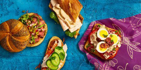 Dish, Food, Cuisine, Ingredient, Meal, Produce, Vegetarian food, Junk food, Finger food, Lunch,