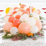 Orange, Food, Christmas decoration, Wine glass, Glass, Garnish, Cuisine, Drink, Dish, Tableware,