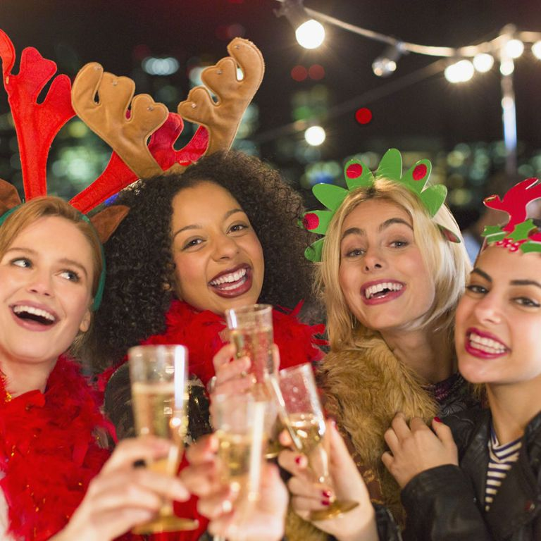 Singles christmas party ideas