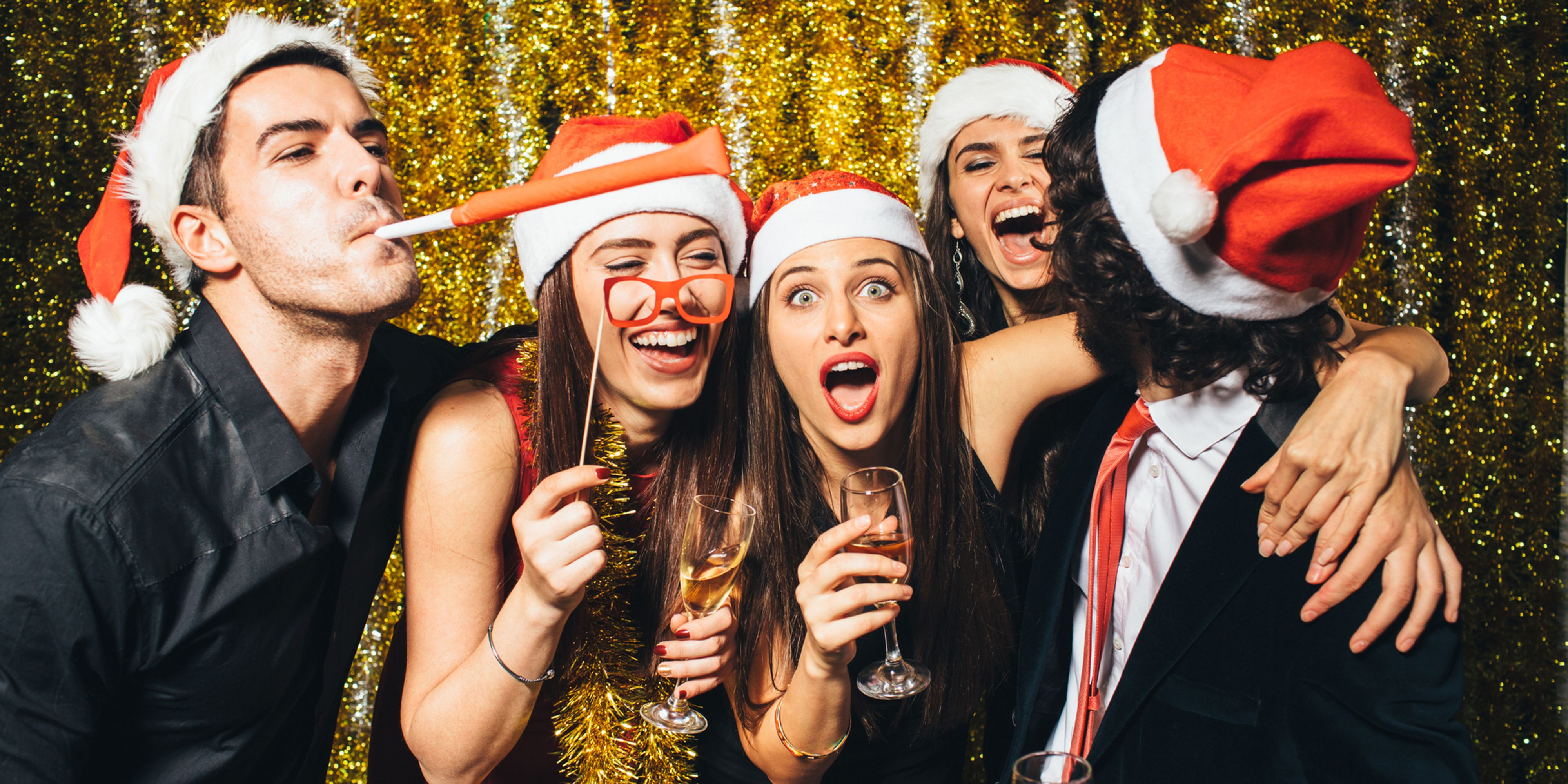 Fun Christmas Party Ideas For Adults Part - 50: 20 Best Christmas Party Themes 2017 - Fun Adult Christmas Party Ideas