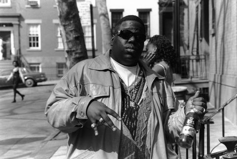 """<p>Biggie Smalls met his end on March 9, 1997, when he was killed in a drive-by shooting, just a few months after his rival Tupac suffered the same fate. That connection had media and watercooler investigations pointing to the red hot East Coast-West Coast hip-hop feud as a murder motive. Twenty years later, the case <a href=""""https://www.usatoday.com/videos/life/people/2017/03/09/notorious-b.i.g.'s-murder-still-unsolved-after-20-years/98905050/"""">remains unsolved</a>.</p>"""