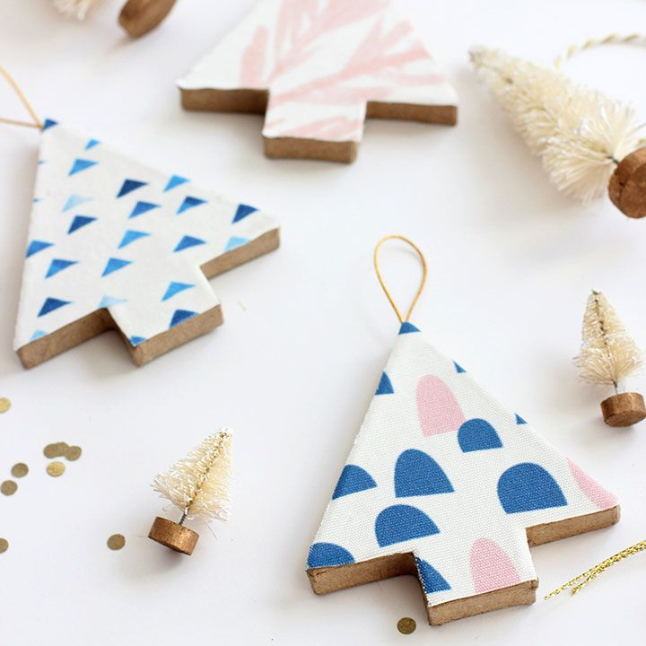 59 Unique Diy Christmas Ornaments Easy Homemade Ornament Ideas