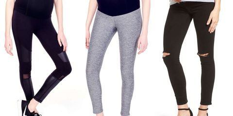 cd2cc92f8ea2d1 Being pregnant doesn't mean you have to be miserable. It also doesn't mean  you have to sacrifice style. These leggings will help you look fashionable  and ...