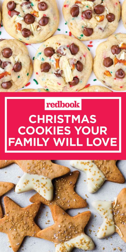 68 Festive Christmas Cookie Recipes Delicious Holiday