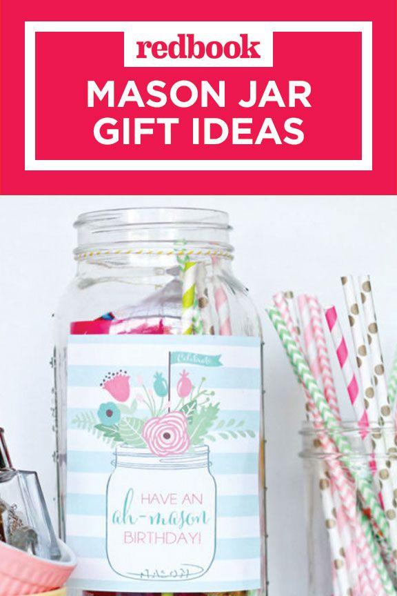35 DIY Mason Jar Gift Ideas