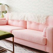 Furniture, Coffee table, Table, Room, Living room, Sofa bed, Interior design, Stool, Couch, Cushion,