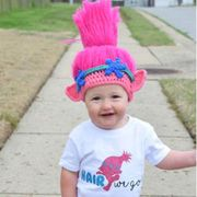 Clothing, Knit cap, Beanie, Child, Crochet, Toddler, Cap, Headgear, Costume accessory, Fashion accessory,