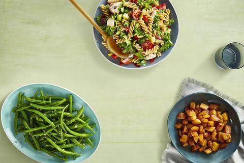 Dish, Food, Cuisine, Ingredient, Produce, Vegetarian food, Vegetable, Superfood, Salad, Meal,