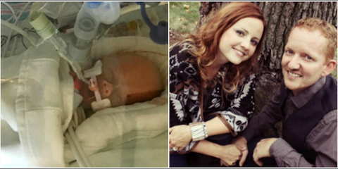 baby named Life passes away