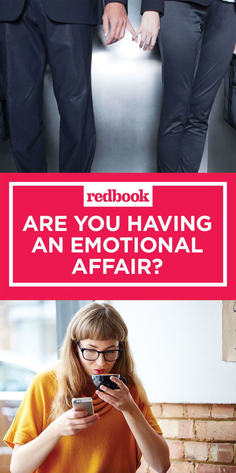 Signs he is having an emotional affair
