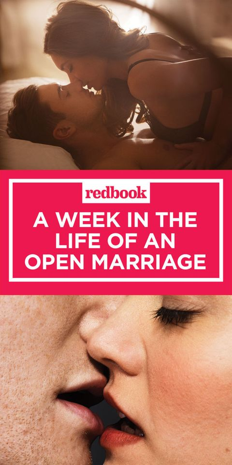 what an open marriage is like according to a real polyamorous couple