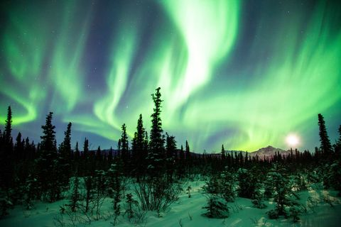 "<p>Plan your proposal around when the northern lights will be their brightest. Don't worry if you aren't an astronomy buff — there are <a href=""https://itunes.apple.com/us/app/my-aurora-forecast-alerts/id1073082439?mt=8"" target=""_blank"" data-tracking-id=""recirc-text-link"">apps</a>&nbsp;for that.</p>"