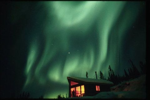 """<p>The natural hot springs of Chena provide deep healing amongst spectacular views of Alaskan wilderness. To really up the awe factor, book the resort's three day, two night """"Best of Aurora"""" <a href=""""https://chenahotsprings.com/package-info/"""" target=""""_blank"""" data-tracking-id=""""recirc-text-link"""">package</a> ($1729.99/couple, available August through April), which includes lodging, meals, hot springs passes, a dog sled ride, and a viewing tour of the Aurora Borealis. For Alaska residents and military members, rooms start at $150/night.<span class=""""redactor-invisible-space"""" data-verified=""""redactor"""" data-redactor-tag=""""span"""" data-redactor-class=""""redactor-invisible-space""""></span></p>"""