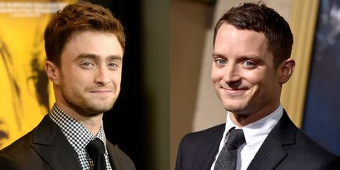 """<p>During an <a href=""""http://peopleschoice.com/2015/11/20/daniel-radcliffe-elijah-wood-confusion-mark-maron-interview/"""" target=""""_blank"""">interview</a> with Marc Maron, Radcliffe talked about being mistaken for Wood. If you approach him and ask if he's the famous hobbit, you'll be very disappointed. </p><p>""""If you come up and say, 'Are you Elijah Wood?' I'll say no, and I won't tell you who I am,"""" Radcliffe explained. <span data-redactor-tag=""""span""""></span></p><p>As for why they're mistaken? </p><p>""""It's 'cause the idea of us is the same,"""" he said. """"We're both short guys with big blue eyes and brown hair. And we did fantasy movies that came out at the same time.""""<br></p>"""