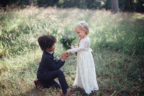 kids wedding photo shoot - lead