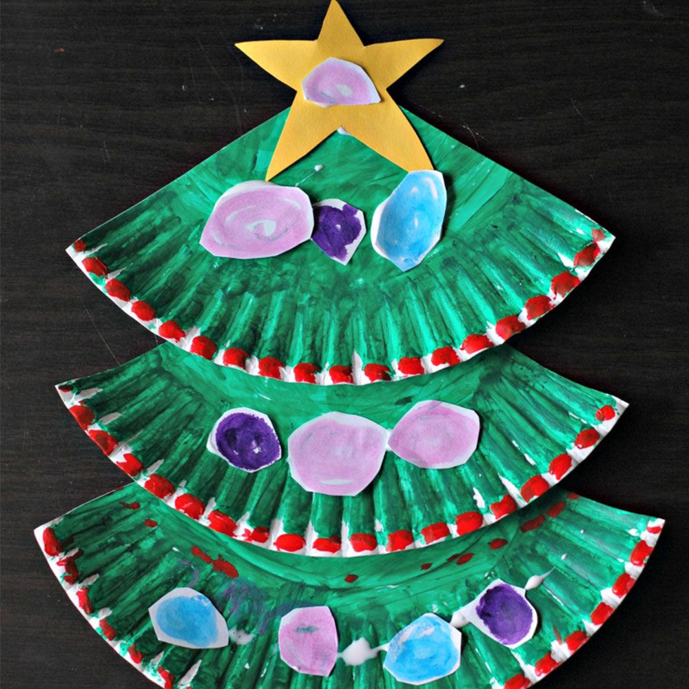 10 Easy Christmas Crafts For Kids Holiday Arts And Crafts For Children