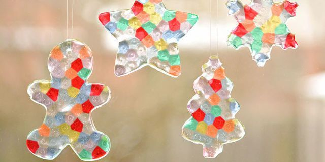 Easy kids christmas crafts/gifts