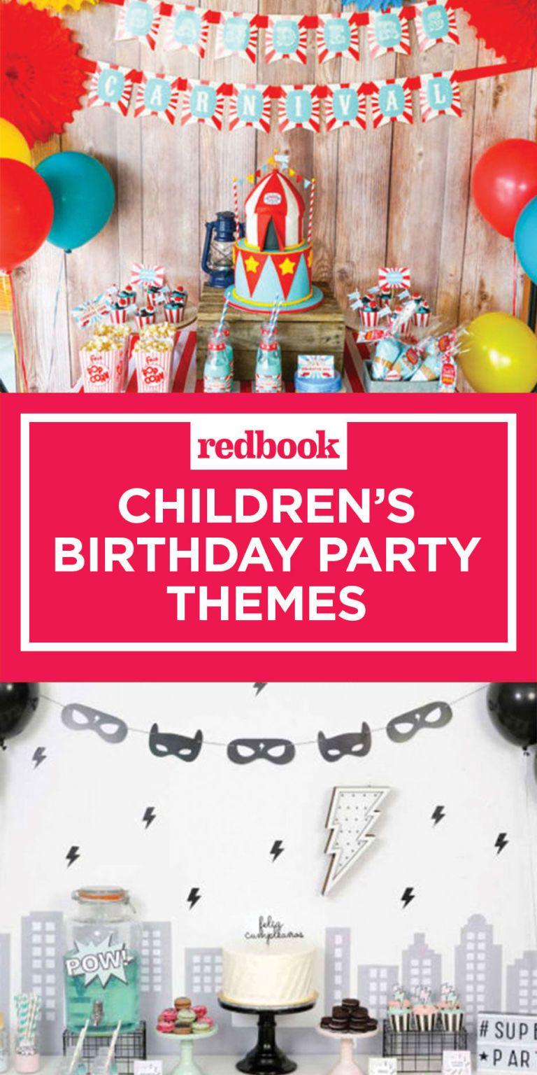 Childrens Birthday Ideas