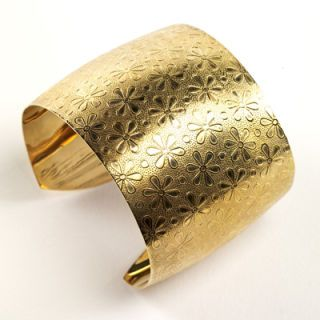 Rivka Friedman Gold Cuff
